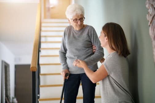 Preventing Slips and Falls in Your Home