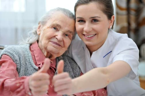 Personal and Dental Care for Seniors