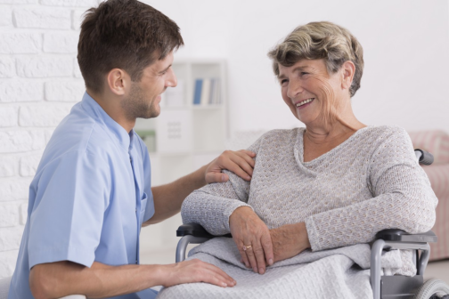Caring for Seniors with Anxiety Problems